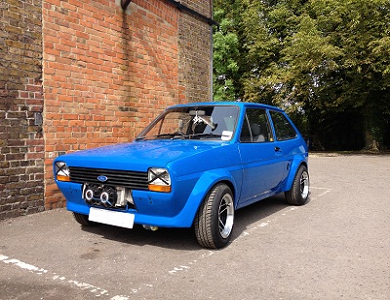 Completed the day before it was off to the Ford Fair 2012, A lot of hard work went into this MK1 and customer was very happy.